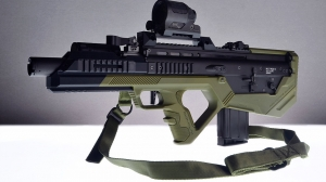 【翔準軍品AOG】SCAR-H  SRU BULLPUP VERSION RIFLE (GBB) (黑/沙/綠)