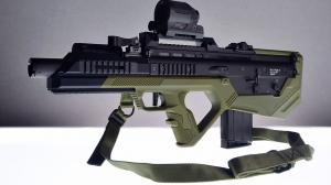 【翔準軍品AOG】SCAR-H  SRU BULLPUP VERSION RIFLE (GBB) (黑/沙/綠)
