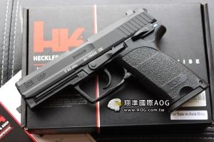 【翔準軍品AOG】Umarex / VFC - H&K原廠授權 HK USP GBB瓦斯手槍 (免運費)DM-01-56