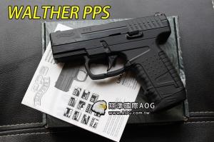 【翔準軍品AOG】WALTHER PPS CO2手槍 授權刻字(免運費) DM-01-54