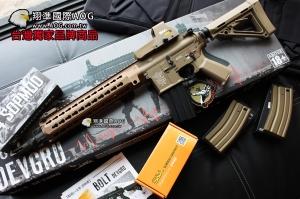 【翔準國際AOG】(沙)BOLT 416 KEYMOD 德國外銷限定版本 後座力 贈抗震瞄具+彈匣+槍袋