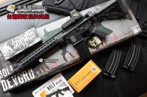 【翔準國際AOG】(黑)BOLT 416 KEYMOD 德國外銷限定版本 後座力 贈抗震瞄具+彈匣+槍袋