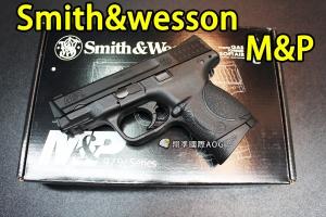 【翔準軍品AOG】【Cybergun Smith&Wesson M&P】瓦斯槍 手槍 bb槍 全金屬 擬真 GBB D-08-10B