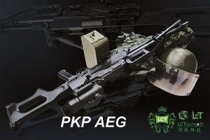 【翔準國際AOG】(預購)PKP AEG 電動槍 鋼製 台灣首批限量10支