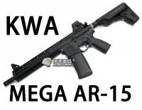 【翔準軍品AOG】【KWA】MEGA AR-15 瓦斯槍 彈匣 GBB 金屬 零件 生存遊戲 周邊 D-06-6-11