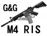 【翔準軍品AOG】【G&G】GR16 Raider-L 電動槍 怪怪 魚骨 準心 護木 拉柄 鏡軌 彈匣 槍托 金屬 CGG-M4-RIS