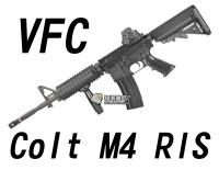 【翔準軍品AOG】【VFC】Colt M4 RIS 黑色 瓦斯槍  免運費  衝鋒槍 VF2-LM4RIS-BK02