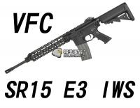 【翔準軍品AOG】【VFC】SR15 E3 IWS 海豹托 魚骨版 電動槍 長槍 黑色 沙色 VF1-LSR15-BK81 TN01