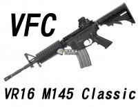 【翔準軍品AOG】【VFC】VR16 M145 Classic 電動槍 免運費 VF1-M4_CL_M-BK01
