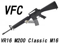 【翔準軍品AOG】【VFC】VR16 M200 Classic M16 電動槍 狙擊狙擊槍 免運費 VF1-M4_CL_L-BK01