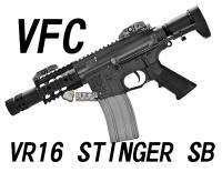 VFC】VR16 STINGER SB 電動槍 衝鋒槍 免運費 VF1-M4_SB_XS-BK0