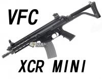 【翔準軍品AOG】【VFC】  XCR MINI 摺疊托 魚骨版 電動槍 長槍 黑色 沙色 任選  VF1-LXCRMINI-TN01-BK