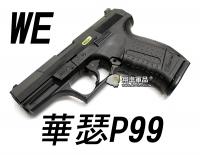 【翔準軍品AOG】【WE】華瑟 P99 德國紀念槍 瓦斯槍 手槍 戰神 龐德 金屬 後座力 生存遊戲 007 D-02-05EA