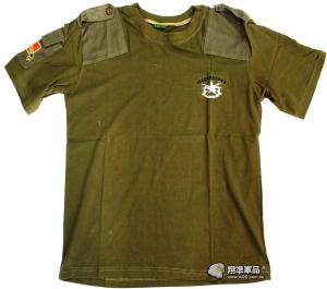 【翔準軍品AOG】A款 星星 短袖 棉質 T侐 夏天 軍綠 圓領 叢林
