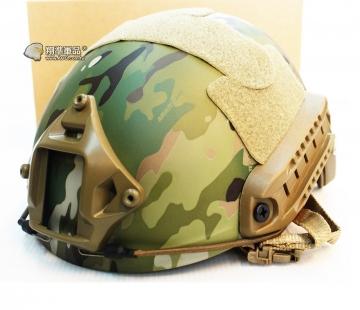 【翔準軍品AOG】CP 高級2001頭盔  面具 護具 角色扮演 電影 戰術 裝備  E0120AL
