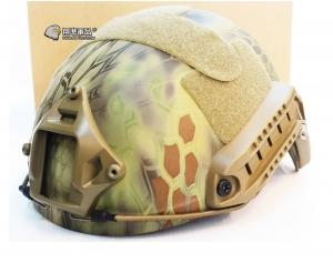【翔準軍品AOG】沙漠蟒蛇 高級2001頭盔  面具 護具 角色扮演 電影 戰術 裝備  E0120AJ
