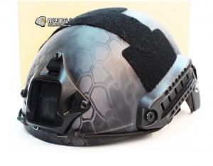【翔準軍品AOG】黑蟒 高級米奇 頭盔  面具 護具  角色扮演 電影 戰術 裝備  E0120F