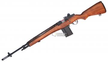 【翔準軍品AOG】 G&G M14 實木 金屬 電動槍 經典 57 正版刻字 單/連發 016AAZAP