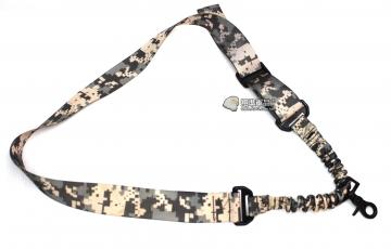 【翔準軍品AOG】ACU 單點式背帶 槍背帶 裝備 扣環 步槍 狙擊槍 耐用 L-07 C0904-2B
