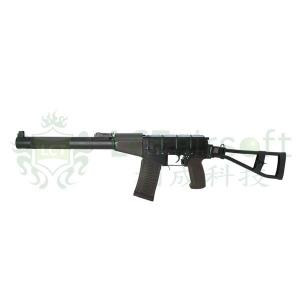 翔準軍品AOG】《LCT》 AS VAL  電動槍 鋼製托+槍身+外管 A88800G (免運費)