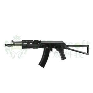 【翔準軍品AOG】《LCT》TK105 NV AK47 AK74《免運費》鋼製電動槍 电神 120M/S (免運費)