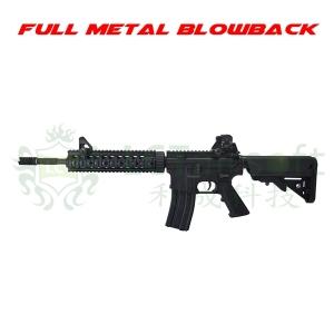 【翔準軍品AOG】LCT LR4-RIS10 EBB全金屬 電動槍 M4 伸縮槍托 長槍管 戰術版