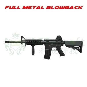 【翔準軍品AOG】LCT L4-RAS EBB 全金屬 電動槍 M4 伸縮槍托 長槍管 戰術版