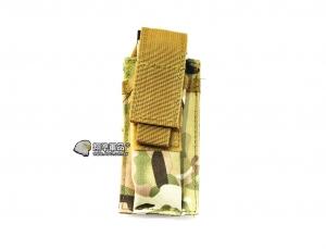 【翔準軍品AOG】CP 手槍單連 彈匣袋 手槍 彈匣套 生存遊戲 槍帶 槍箱 瓦斯槍 X0-10-7ZE