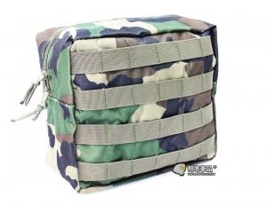 【翔準軍品AOG】美迷色 腿掛雜物包 雜物包 生存遊戲 戰術包 防潑水 彈匣  BB彈 P3107F
