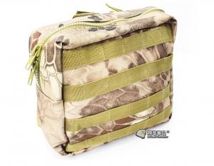 【翔準軍品AOG】山地蟒 山地蟒蛇 腿掛雜物包 雜物包 生存遊戲 戰術包 防潑水 彈匣  BB彈 X0-9-9-3