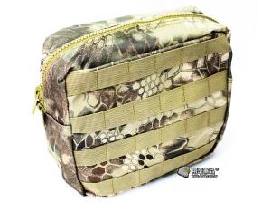 【翔準軍品AOG】叢蟒 叢林蟒蛇 腿掛雜物包 雜物包 生存遊戲 戰術包 防潑水 彈匣  BB彈 X0-9-9-2