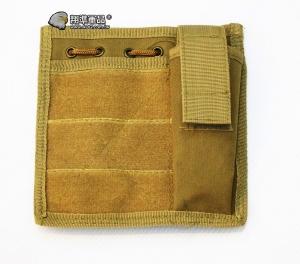 【翔準軍品AOG】尼色 地圖袋  手機包 錢包 戰術背心周邊包 所電筒 彈匣 X0-15-5