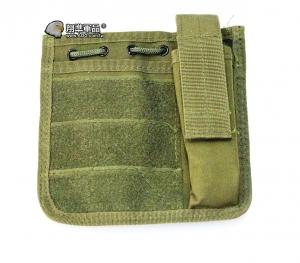 【翔準軍品AOG】軍綠 地圖袋  手機包 錢包 戰術背心周邊包 所電筒 彈匣 X0-15-2
