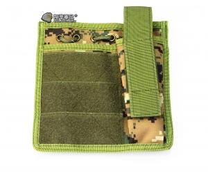 【翔準軍品AOG】數位叢林 地圖袋  陸戰隊 手機包 錢包 戰術背心周邊包 所電筒 彈匣 X0-15-7