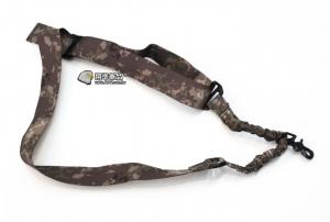 【翔準軍品AOG】A-T色 單點式背帶 槍背帶 裝備 扣環 步槍 狙擊槍 耐用 L-07 C0904-2C
