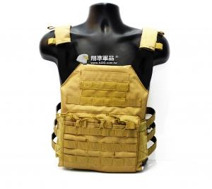 【翔準軍品AOG】JPC 尼色 戰術背心 衝鋒版VE-34  多功能 魔鬼氈 快拆 簡易 隱藏式彈匣袋 G2108-2B