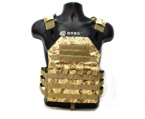 【翔準軍品AOG】JPC 數位沙漠 戰術背心 衝鋒版VE-34  多功能 魔鬼氈 快拆 簡易 隱藏式彈匣袋 G2108-2F