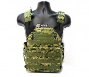 【翔準軍品AOG】JPC 數位叢林 戰術背心 衝鋒版VE-34  多功能 魔鬼氈 快拆 簡易 隱藏式彈匣袋 G2108-2G