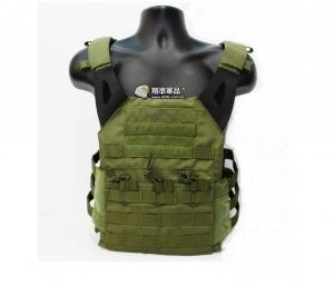 【翔準軍品AOG】JPC 軍綠 戰術背心 衝鋒版VE-34  多功能 魔鬼氈 快拆 簡易 隱藏式彈匣袋 G2108-2C