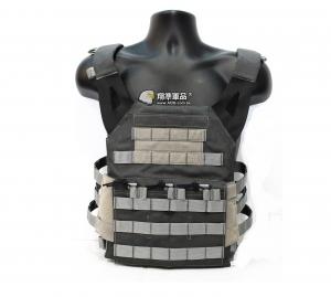 【翔準軍品AOG】JPC 灰色 戰術背心 衝鋒版VE-34  多功能 魔鬼氈 快拆 簡易 隱藏式彈匣袋 G2108-2D