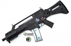 【翔準軍品AOG】WE IDZ G39C GBB 瓦斯槍 步槍 生存遊戲 伸縮折托 仿真後座力 無彈後定 D-06-3-04-1