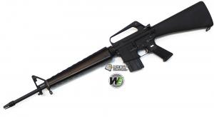 【翔準軍品AOG】WE M16A1 瓦斯槍 GBB 全金屬 越戰經典槍 全開堂版 瓦斯長槍 金剛 D-16-3-16A