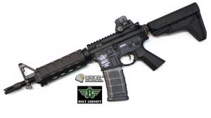 【翔準國際AOG】BOLT B4A1 ELITE 黑色 後座力電動槍 購買再送五個彈匣 M4A1