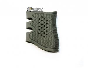 【翔準軍品AOG】軍綠 止滑握把套  HN069 瓦斯槍 手槍 握把 生存遊戲 周邊零配件 C0224DC