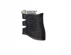 【翔準軍品AOG】黑色 止滑握把套 HN069 瓦斯槍 手槍 握把 生存遊戲 周邊零配件 C0224DA