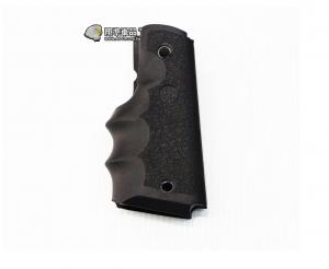 【翔準軍品AOG】黑色 1911 軟握把 HN051 瓦斯槍 手槍 握把 生存遊戲 周邊零配件 C0224AJ