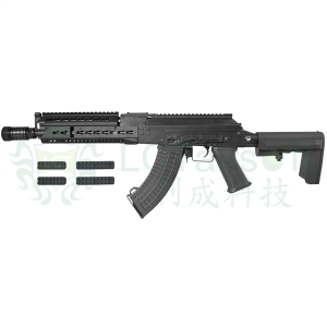 【翔準軍品AOG】LCT LTS-Keymod 9.5 AK 戰鬥版 電動槍 EBB 全鋼製 頂級 生存遊戲