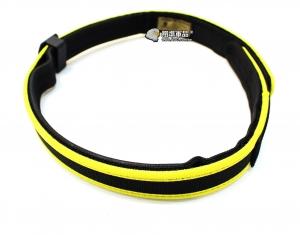 【翔準軍品AOG】愛默生 黃色 IPSC Carbon Belt 競技手槍 腰帶 短槍 高階比賽 PBD-2353