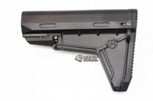 【翔準軍品AOG】BOLT 原廠後托 槍托 電動槍 EBB 可裝電池 周邊配件 塑膠 1111AIA