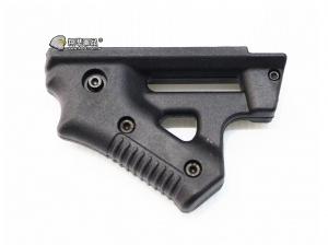 【翔準軍品AOG】黑色 握把 瓦斯槍 電動槍 寬軌可用 戰術握把 HN070 EBB GBB 0209BA